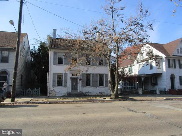 57 Market Street, SALEM, NJ 08079 (#NJSA136508) :: Bob Lucido Team of Keller Williams Integrity