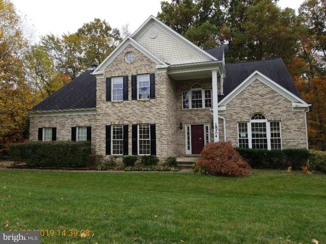 19304 Cissel Manor Drive, POOLESVILLE, MD 20837 (#MDMC687582) :: Potomac Prestige Properties