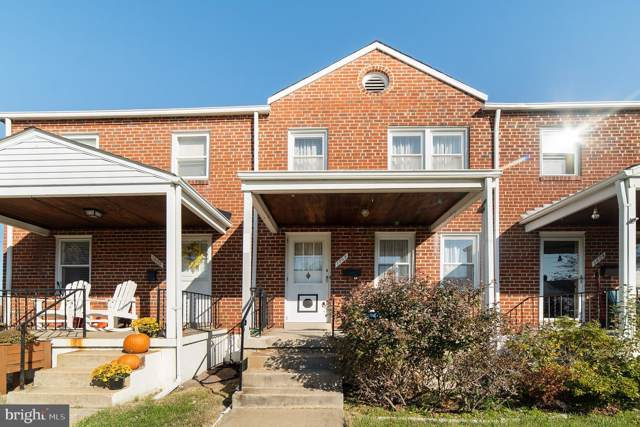 1002 Downton Road, BALTIMORE, MD 21227 (#MDBC478858) :: The Team Sordelet Realty Group
