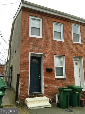 305 S Castle Street, BALTIMORE, MD 21231 (#MDBA492060) :: The Dailey Group