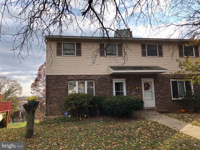 444 W High Street, PHOENIXVILLE, PA 19460 (#PACT493900) :: Ramus Realty Group
