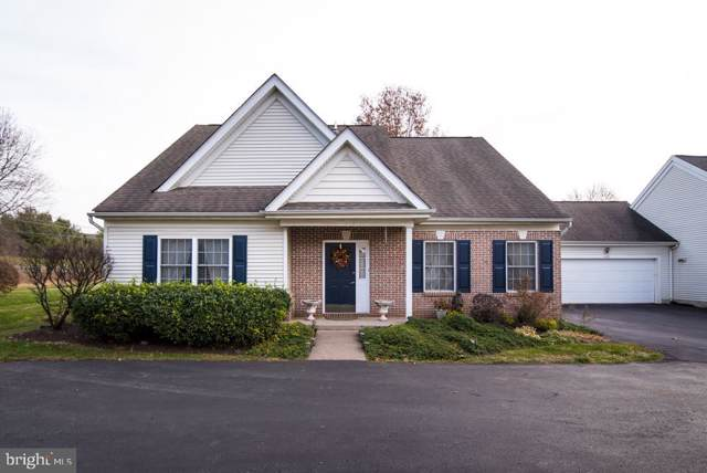4783 Steeplechase Drive, MACUNGIE, PA 18062 (#PALH112964) :: ExecuHome Realty