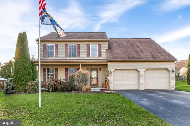 360 Silver Maple Court, MOUNT WOLF, PA 17347 (#PAYK128814) :: The Joy Daniels Real Estate Group