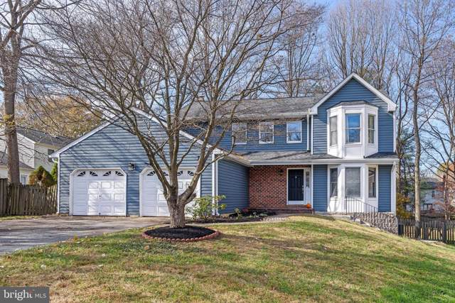 9612 Ashmede Drive, ELLICOTT CITY, MD 21042 (#MDHW272860) :: Eng Garcia Grant & Co.