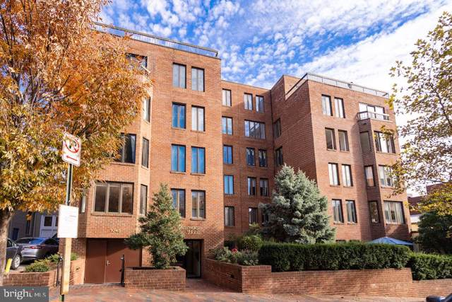 1045 31ST Street NW #104, WASHINGTON, DC 20007 (#DCDC450614) :: The Miller Team