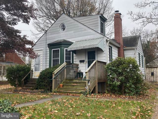 1306 W 7TH Street, FREDERICK, MD 21702 (#MDFR256756) :: The Riffle Group of Keller Williams Select Realtors
