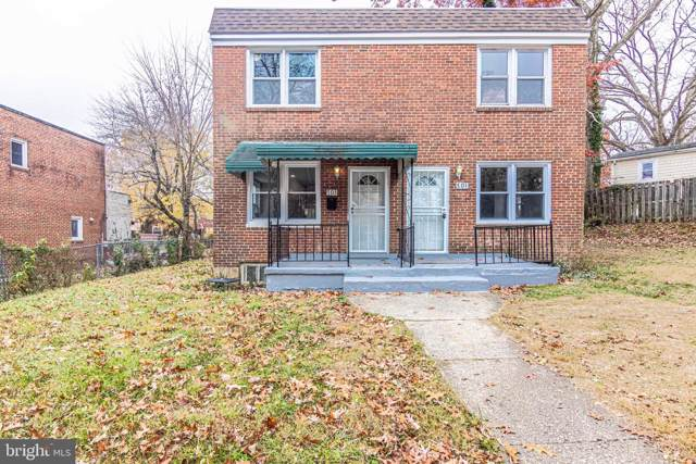703 Saint Dunstans Road, BALTIMORE, MD 21212 (#MDBA492132) :: Remax Preferred | Scott Kompa Group