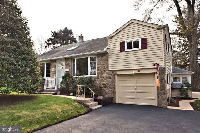 46 Northview Drive, GLENSIDE, PA 19038 (#PAMC631874) :: The Force Group, Keller Williams Realty East Monmouth