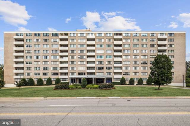 7111 Park Heights Avenue #912, BALTIMORE, MD 21215 (#MDBA492144) :: Great Falls Great Homes