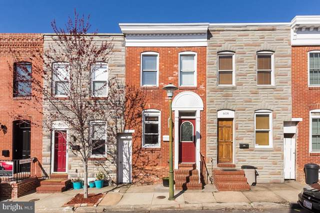610 S Rose Street, BALTIMORE, MD 21224 (#MDBA492154) :: The Dailey Group
