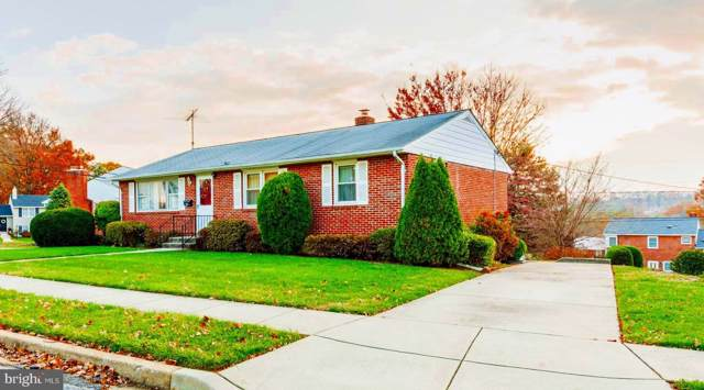 213 Rothwell Drive, LUTHERVILLE TIMONIUM, MD 21093 (#MDBC478932) :: Radiant Home Group