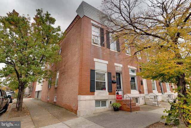 125 N Highland Avenue, BALTIMORE, MD 21224 (#MDBA492174) :: Advance Realty Bel Air, Inc
