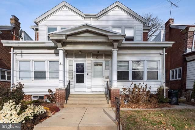 318 E 21ST Street, CHESTER, PA 19013 (#PADE504746) :: REMAX Horizons