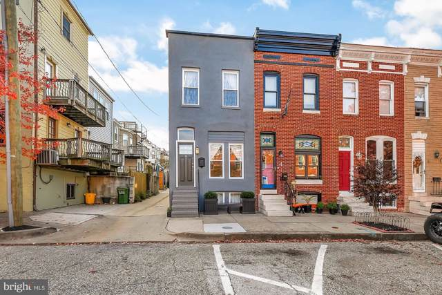 2 N Luzerne Avenue, BALTIMORE, MD 21224 (#MDBA492186) :: Bob Lucido Team of Keller Williams Integrity