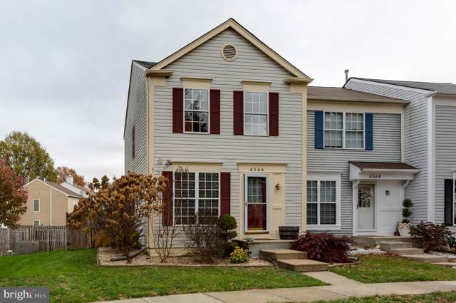 6566 Old Carriage Lane, ALEXANDRIA, VA 22315 (#VAFX1100306) :: Homes to Heart Group