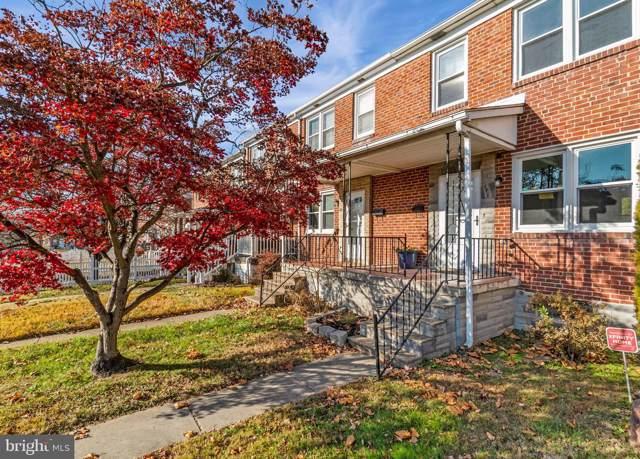 141 Hampshire Road, ESSEX, MD 21221 (#MDBC478954) :: Keller Williams Pat Hiban Real Estate Group