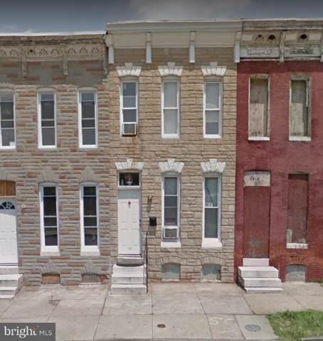 1912 E Oliver Street, BALTIMORE, MD 21213 (#MDBA492192) :: CR of Maryland