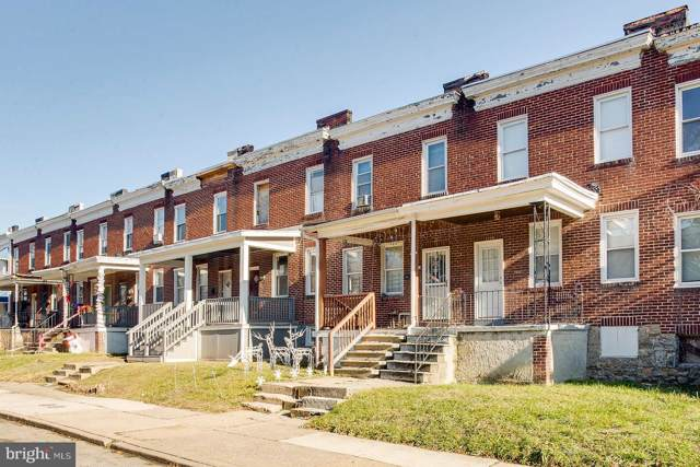 3729 Beehler Avenue, BALTIMORE, MD 21215 (#MDBA492200) :: Homes to Heart Group
