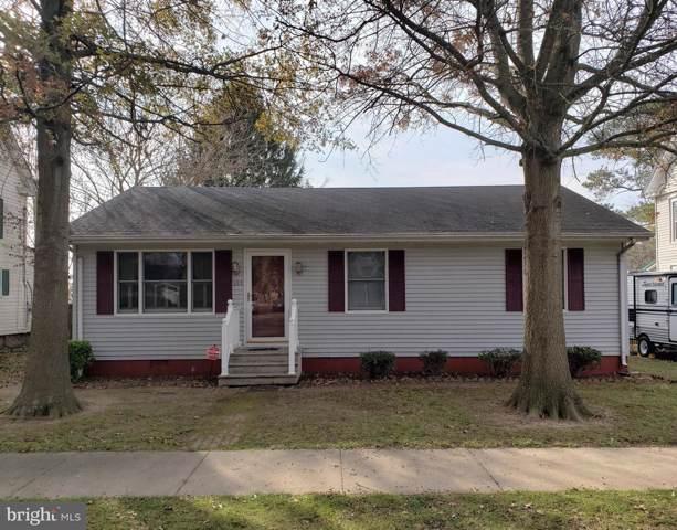 107 Park Ave, RIDGELY, MD 21660 (#MDCM123338) :: Bob Lucido Team of Keller Williams Integrity