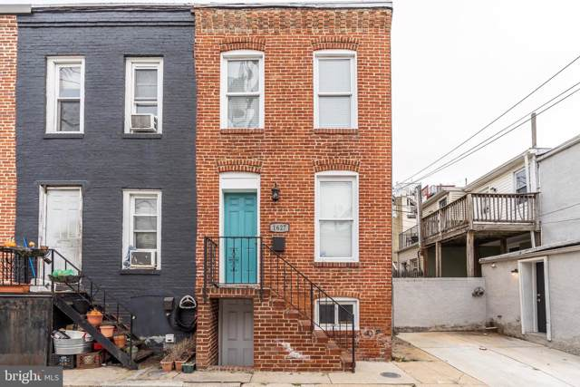 1627 Olive Street, BALTIMORE, MD 21230 (#MDBA492212) :: Pearson Smith Realty