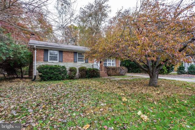 713 Kingsley Road SW, VIENNA, VA 22180 (#VAFX1100344) :: Jennifer Mack Properties
