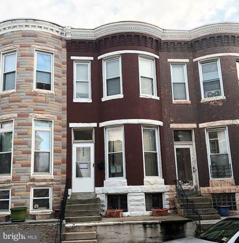 2323 Mcculloh Street, BALTIMORE, MD 21217 (#MDBA492218) :: The Bob & Ronna Group