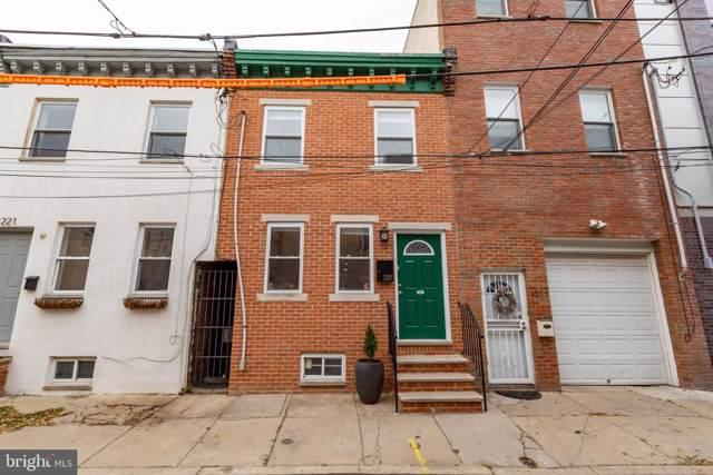 1219 Annin Street, PHILADELPHIA, PA 19147 (#PAPH851906) :: Dougherty Group