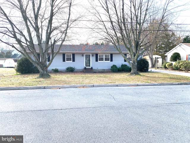 407 Robinson Street, GEORGETOWN, DE 19947 (#DESU151790) :: The Allison Stine Team