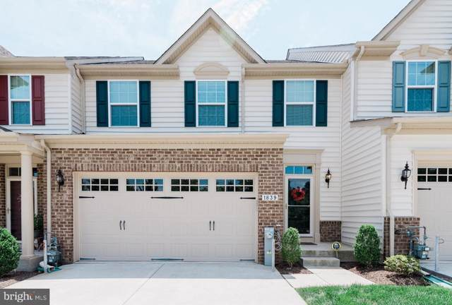 1839 Exton Drive #195, FALLSTON, MD 21047 (#MDHR241202) :: CR of Maryland