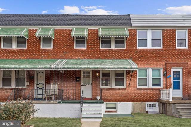 4315 Newport Avenue, BALTIMORE, MD 21211 (#MDBA492226) :: Great Falls Great Homes