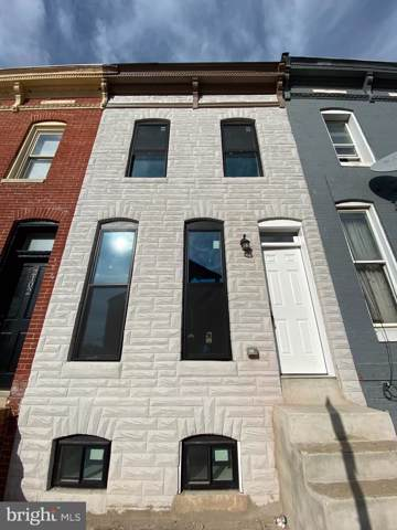 2104 E Biddle Street, BALTIMORE, MD 21213 (#MDBA492228) :: Corner House Realty