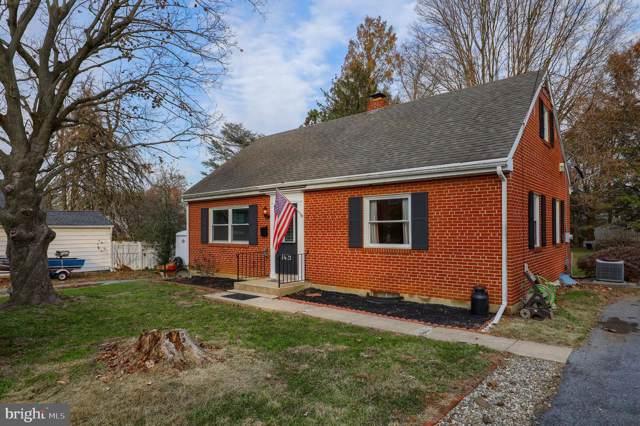 1421 Gilbert Avenue, LANCASTER, PA 17601 (#PALA143780) :: Liz Hamberger Real Estate Team of KW Keystone Realty