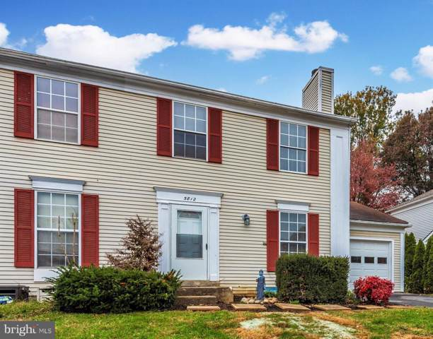 5812 Farmgate Court, FREDERICK, MD 21703 (#MDFR256794) :: The Maryland Group of Long & Foster