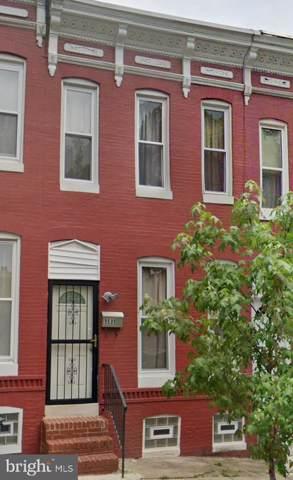1531 Clifton Avenue, BALTIMORE, MD 21217 (#MDBA492240) :: Remax Preferred | Scott Kompa Group