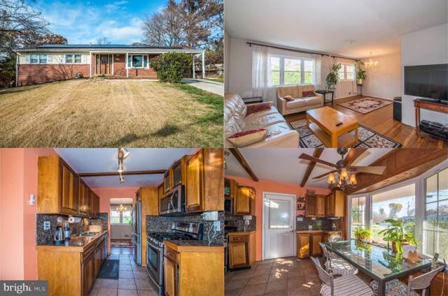 13118 Wellford Drive, BELTSVILLE, MD 20705 (#MDPG551412) :: ExecuHome Realty
