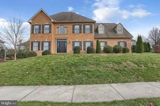 1016 Saffron Drive, MECHANICSBURG, PA 17050 (#PACB119518) :: Iron Valley Real Estate