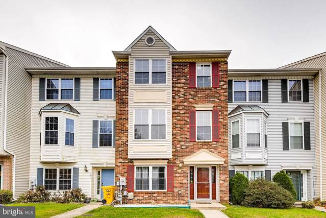 1729 Wood Carriage Way #104, SEVERN, MD 21144 (#MDAA419342) :: AJ Team Realty