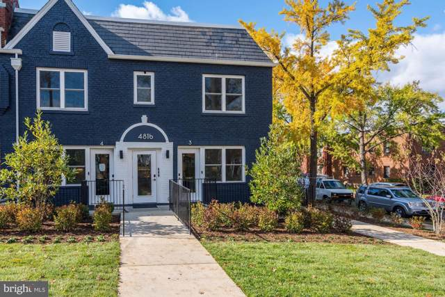 4816 3RD ST NW #7, WASHINGTON, DC 20011 (#DCDC450728) :: Jennifer Mack Properties
