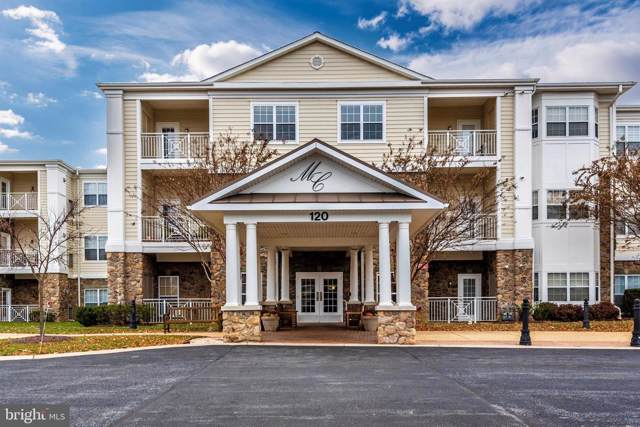 120 Burgess Hill Way #107, FREDERICK, MD 21702 (#MDFR256828) :: The Maryland Group of Long & Foster