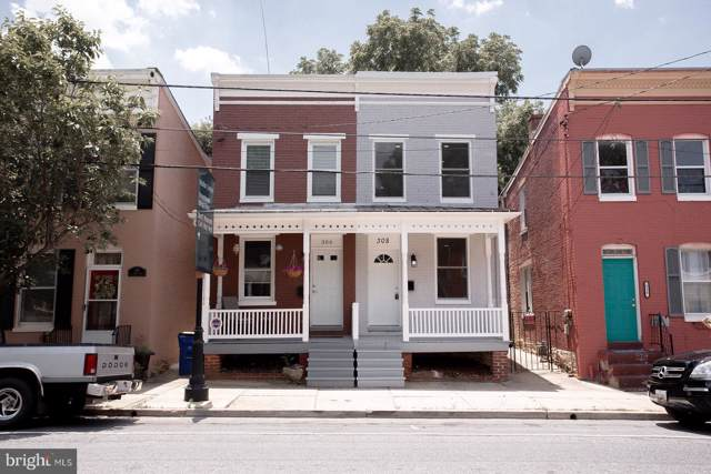 308 W South Street, FREDERICK, MD 21701 (#MDFR256830) :: The Maryland Group of Long & Foster