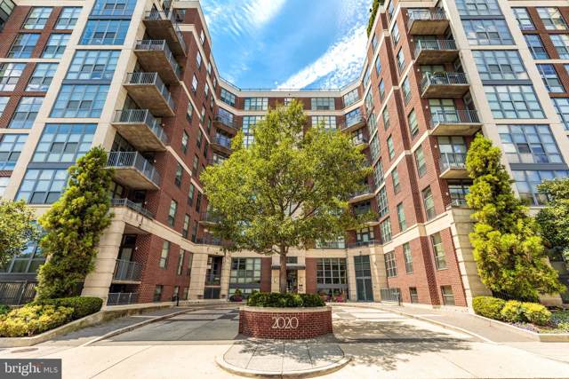 2020 12TH Street NW T07, WASHINGTON, DC 20009 (#DCDC450758) :: Jennifer Mack Properties