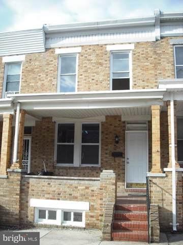 2866 Kentucky Avenue, BALTIMORE, MD 21213 (#MDBA492300) :: Dart Homes