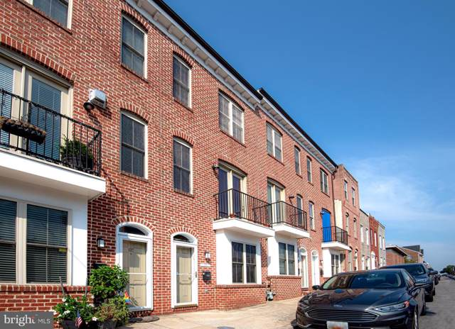 930 S Robinson Street, BALTIMORE, MD 21224 (#MDBA492306) :: Great Falls Great Homes