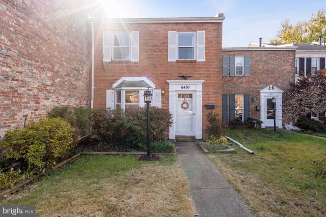 6436 Gildar Street, ALEXANDRIA, VA 22310 (#VAFX1100510) :: The Putnam Group