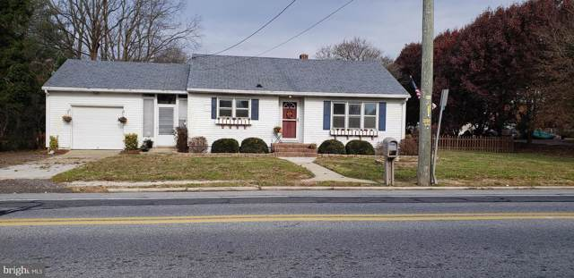 1209 Main Street, CAMDEN WYOMING, DE 19934 (#DEKT234174) :: CoastLine Realty
