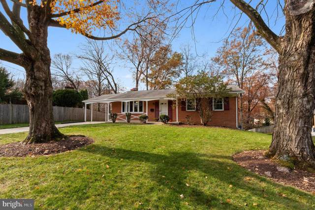 13102 Jingle Lane, SILVER SPRING, MD 20906 (#MDMC687780) :: The MD Home Team