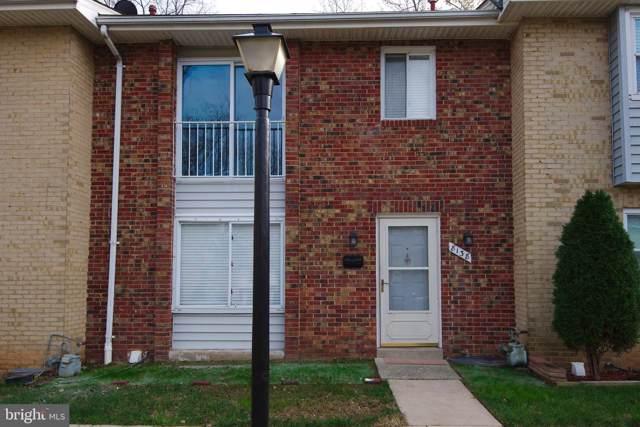 8138 Fallow Drive 12-E, GAITHERSBURG, MD 20877 (#MDMC687790) :: The MD Home Team