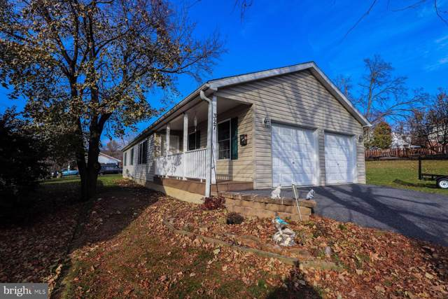327 Pitt Street, ENOLA, PA 17025 (#PACB119550) :: The Heather Neidlinger Team With Berkshire Hathaway HomeServices Homesale Realty