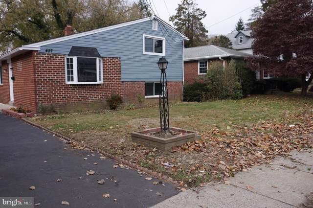 407 Fairview Road, WOODLYN, PA 19094 (#PADE504850) :: Bob Lucido Team of Keller Williams Integrity