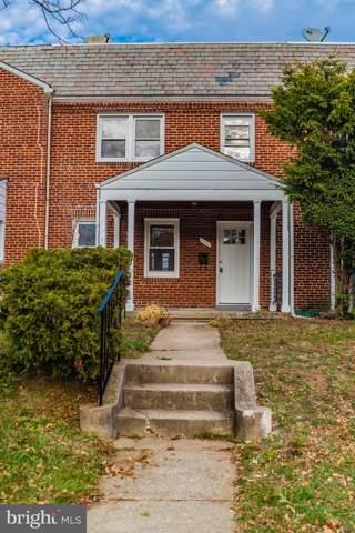 3446 Dolfield Avenue, BALTIMORE, MD 21215 (#MDBA492334) :: Blue Key Real Estate Sales Team